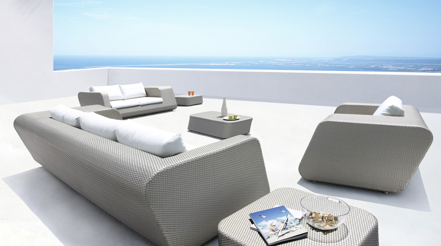 Luxury Materials Luxury Rattan Garden Furniture The Iola Ethos